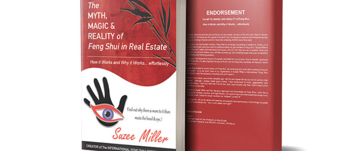 New book by Feng Shui Master Suzee Miller